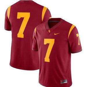 Nike USC Trojans #7 Jersey